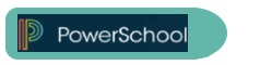 Link to Power School - Button with Image of Power School Logo